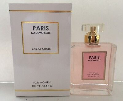 Sandora's PARIS MADEMOISELLE Women's Perfume Inspired by Coco Chanel