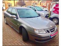 SAAB 93 2006 1.8 petrol 11 months MOT LOW MILAGE