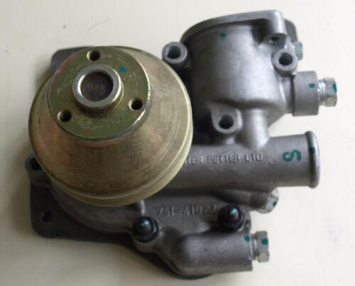 Genuine Lister Alpha LPW LPWS LPWT New Water Pump. 750-42732 UK Stock 3 Bolt Fan