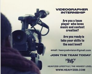 Looking for a Videographer