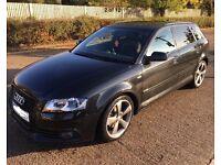 "2011 Audi A3 Black Edition S Line Sportback 5dr 2.0 TDi Facelift - 18"" Rotors - Leather - Bose - A1"