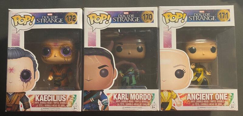 Marvel Doctor Strange #170 Karl Mordo Vinyl Figure Funko Pop