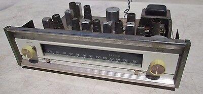 1962 SHERWOOD S 3000 IV FM MX  TUBE TUNER WORKING