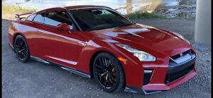 2017 Nissan GT-R GTR premium 11k km