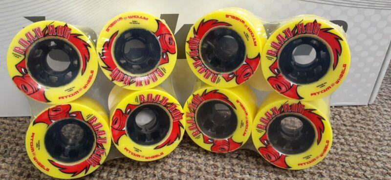 Atom Road Hog Outdoor Skate Wheels Set Of 8