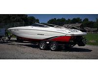 Stingray Boats 225 SX, 350 Mag, Bravo III Dual Prop, Garage kept, freshwater