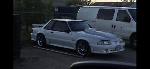 1991 Ford Mustang 5.0 foxbody