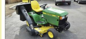 John Deere 425 Kijiji In Ontario Buy Sell Save With Canadas