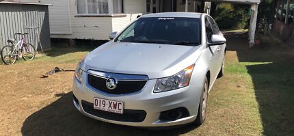 Holden cruze turbo diesel  Toowoomba Toowoomba City Preview