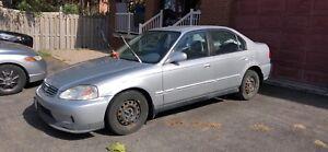 2000 Honda Civic $800