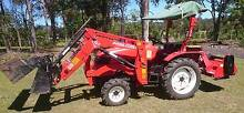 Dong Feng ZB25 4wd Tractor The Dawn Gympie Area Preview