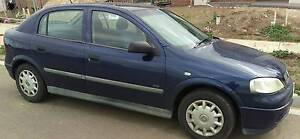 1999 Holden Astra city Cranbourne North Casey Area Preview