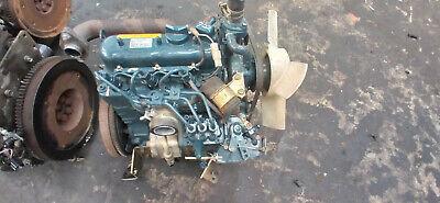 Kubota Diesel Engine D722  20 Hp D782
