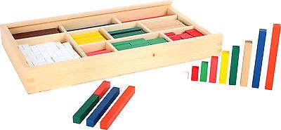 Rechenstäbchen 300 Teile Holz  Rechnen lernen Rechenhilfe Mathe