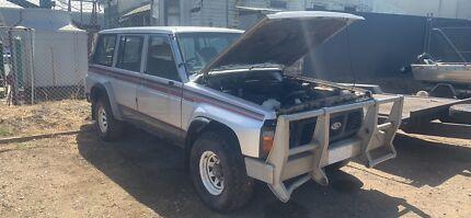 1988 Td42 Ford Maverick Nissan Patrol Wrecking Geelong Geelong City Preview
