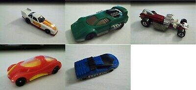 Hot Wheels collector CAR Die Cast or/and Plastic vtg racing funny mystery CHOOSE