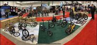 Selling the best aluminum folding bikes and ebikes