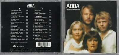 ABBA - the Definitive Collection 2CD 2001