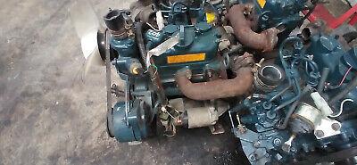 Kubota Diesel Engine Z402