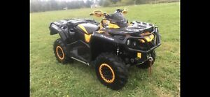 2016 Can Am Outlander Max 850 xtp
