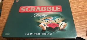 """SCRABBLE -Prestige edition in a tin**ON HOLD PEND PICKUP"""""""""""