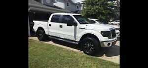 2012 Ford F-150 XLT Supercrew 5.0L