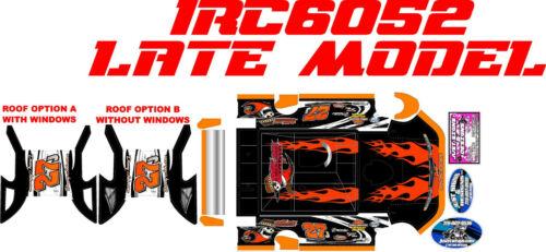 1RC LATE MODEL 1RC6052  WRAP DANNY JOHNSON 2020
