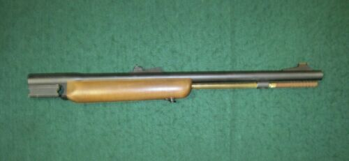 Rossi 50 Cal. Muzzleloader Rifle Barrel with Wood Forend Black Powder