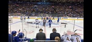 2 or 4 Leafs vs Rangers Tickets- Tonight! BELOW COST