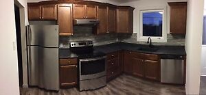 Just finished Reno!!! 3 Bedroom East end apartment