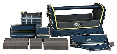 "RAACO TOOL TACO PREMIUM XL 24"" TOOLBAG KIT 141611 LIGHTWEIGHT DURABLE TOOLBOX for sale  Shipping to Ireland"