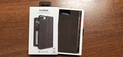 Brand New Book 3-1 Wallet  Case for Iphone 7+