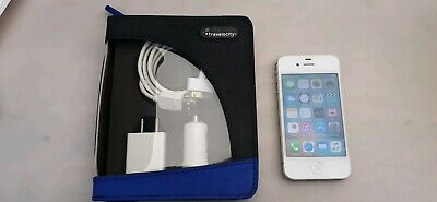 Apple iPhone 4s - 16GB - White (Sprint) A1387 (CDMA + GSM) +Extras