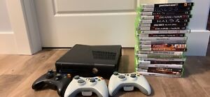 Xbox 360 and games with 3 controllers