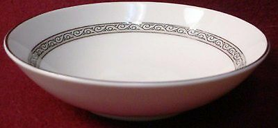 MIKASA china MANOR HOUSE 5433 pattern Fruit/Dessert/Berry/Sauce Bowl @ 5 1/2