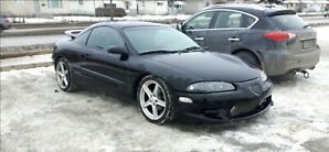 Safetied 1997 Eagle Talon AWD Turbo