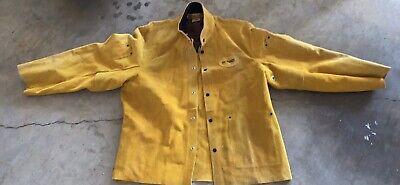 Hobart Leather Welding Jacket- Xl Size