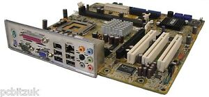 Asus-P5RD2-TVM-S-R1-01-LGA775-Motherboard-With-BP