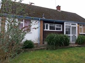 PRIVATE LET: 2 BED DETACHED BUNGALOW IN EASTERN GREEN