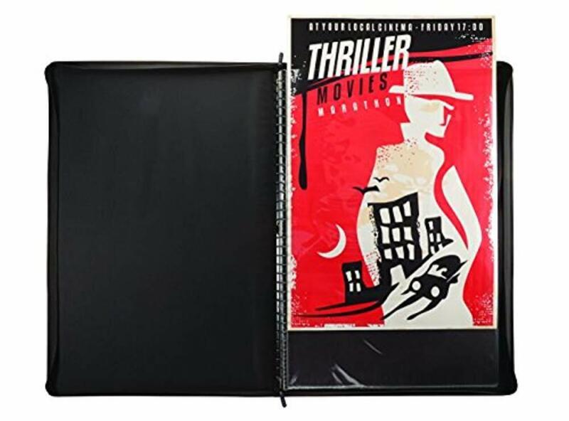 """Itoya ProFolio Poster Binder 24"""" x 36"""" Presentation Storage Display Portfolio"""