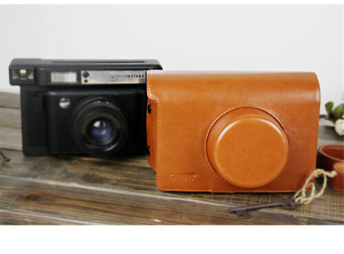 PU Leather bags for Lomography Lomo-wide camera instant came