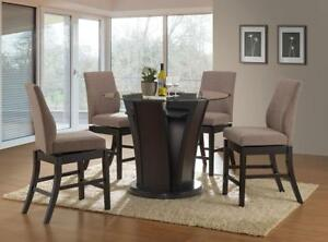 Modern Dining Room Table And Chairs Sale Hamilton HA 96