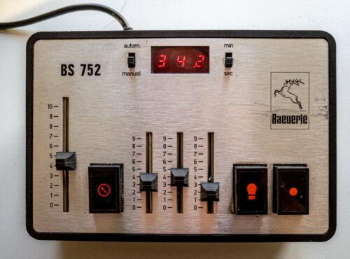Baeuerle BS 752 Enlarger Timer