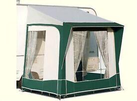Porch awning for Caravan