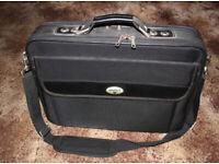 """Smart """"Antler"""" brand laptop bag"""