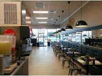 Commercial kitchen or sandwich shop wanted in Stretford or Trafford area long term
