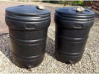2 - Water Butts