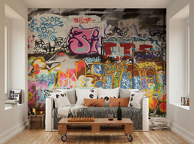 ohpopsi Urban Street Art Graffiti Wall Mural
