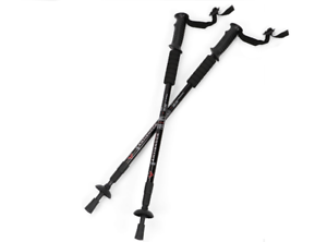 2x Anti-Shock Trekking Poles for Hiking Trails - DELIVERED Sydney City Inner Sydney Preview
