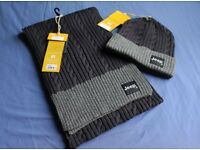 JEEP Scarf & Beanie Hat with Tags (One size fits all)